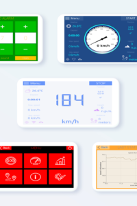 speedometer android application